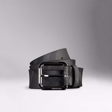 Picture of Reversible Horseferry Check Belt