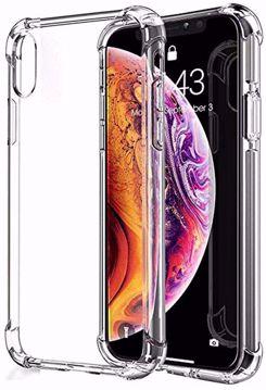 صورة back cover defender for Iphone XS MAX -clear