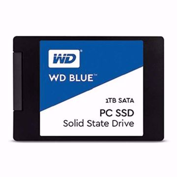 WD Blue Internal SSD 1TB - SATA HDD