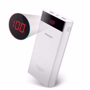 PISEN-Power-Bank 20000mAh-Type C-hubloh
