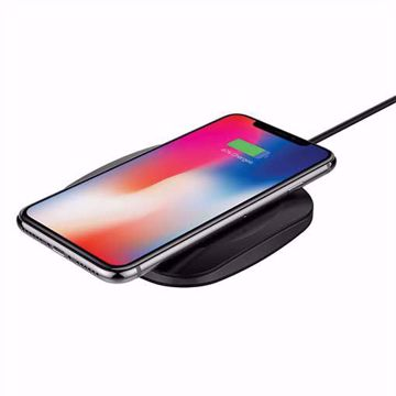 PISEN 10W Wireless Charger-Qi Fast Charging Wireless Charging Pad