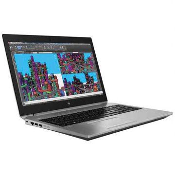HP zBook 15-G5 Mobile Workstation Intel I7-8750h 16GB 360GB SSD 2TB SATA nVidia Quadro P1000 GPU