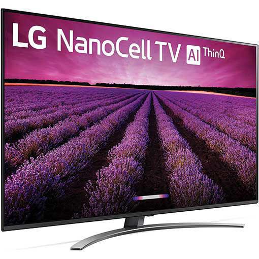 LG 55SM8100AUA Alexa Built-in Nano 8 Series 55 4K Ultra HD Smart LED NanoCell TV 2019 from hubloh