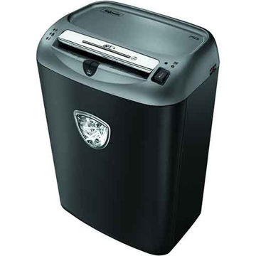Fellowes Powershred 75Cs 12-Sheet Cross-Cut Paper and Credit Card Shredder with SafeSense Technology from hubloh