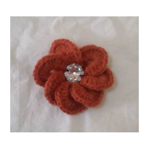 Picture of Small Hair Bow Clip-Home Made-Yemeni-Model YBC-251