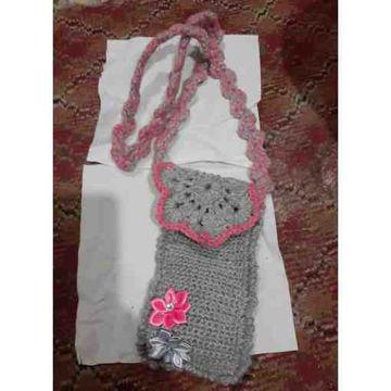 صورة حقيبة للموبايل-صناعة منزلية-يمني-موديل YMB-2000