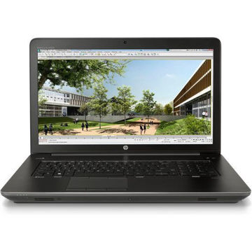 "Picture of HP ZBook 15-G3 15.6"" TUOCH Laptop PC, Intel CORE i7, 16GB RAM, 512GB SSD M.2, 2GB NVIDIA Quadro"