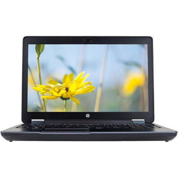 "Picture of HP ZBook -15G2 15.6"" Laptop PC, Intel CORE i7, 8 GB RAM, 500GB, 2GB NVIDIA Quadro"