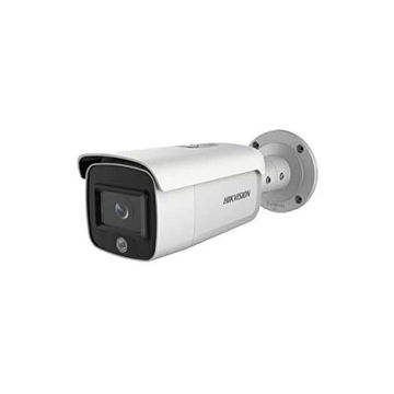 Picture of HIKVISION DS-2CD2T46G1-21/SL 8 m.m 4 MP IR Fixed Bullet Network Camera 8mm lensUS Version