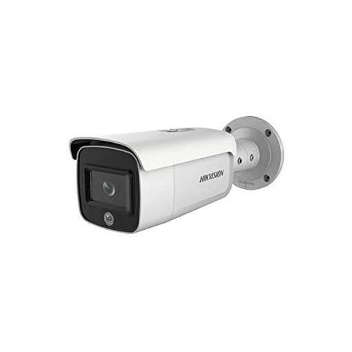 صورة كاميرا مراقبة شبكية وللتصوير الليلي من هيك فيجن قوة4MPموديل DS-2CD2T46G1-21