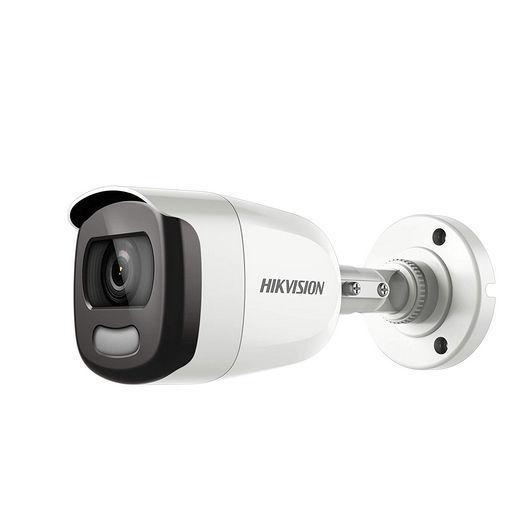 صورة كاميرا مراقبة شبكية وللتصوير الليلي بالاوان من هيك فيجن قوة2MPموديل  DS-2CE10DFT-F