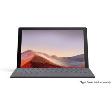"""Picture of Microsoft Surface Pro 7 – 12.3"""" Touch-Screen - 10th Gen Intel Core i7 - 16GB Memory - 512GB SSD"""