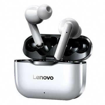 Lenovo LP1 TWS Bluetooth Earphone IPX4 Waterproof Sports Earphone from hubloh.com