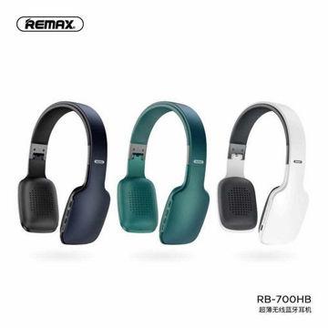 Remax Bluetooth Headphone earphone RB-700HB wireless earphone headset bluetooth 5.0 من هب له.كوم