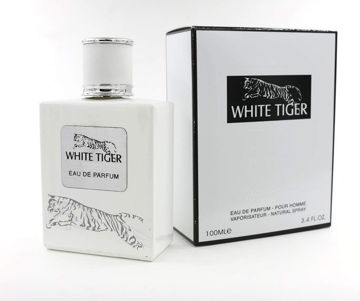 Picture of White Tiger for him