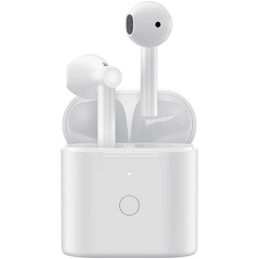 QCY T7 True Wireless Earbud with Microphone, TWS 5.0 Bluetooth Headphones,Compatible for iPhone, Android and Other Leading Smartphones من هب له .كوم