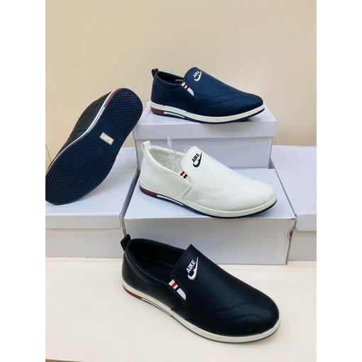 leather casual shoes  من هب له .كوم