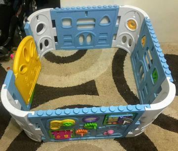 صورة منزل الطفل هو المساحة المخصصة لطفلك