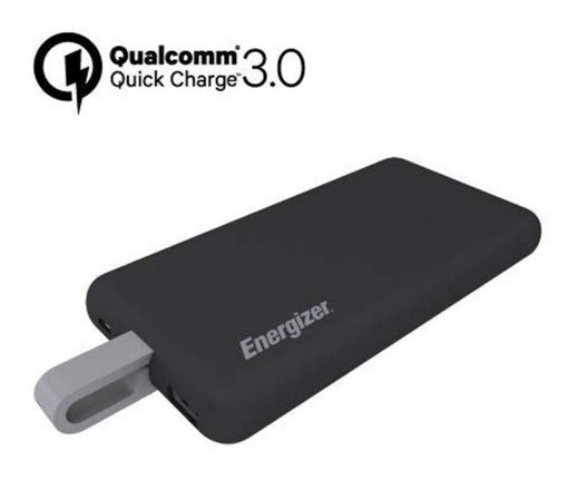 Picture of Energizer UE8002cq Power Bank 8000MAH Quick Charge 3.0 Type-C Dual Outputs