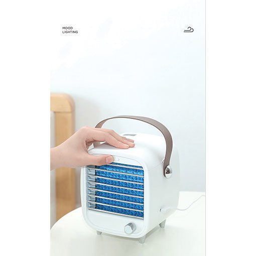 REMAX F35 Coolest Series Desk Fan with Portable Handle