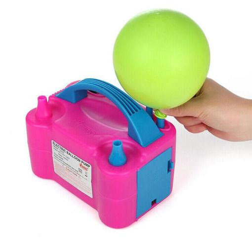 Picture of مضخة نفخ البالون الكهربائية بسرعه عالية