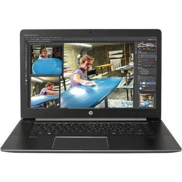 صورة اتش بي زد بوك17-G3 بشاشة 17.3 كور اي سيفن الجيل السادس مع رام 16 جيجا وهارد 512اس اس دي ام2 وكرت شاشة 4 جيجا انفيديا كوادرو